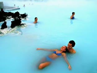 Reykjavik Sightseeing and Blue Lagoon Trip