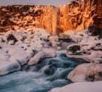 Þingvellir is home to waterfall, tectonic plates, moss covered volcanic plateaus and glacial springs.