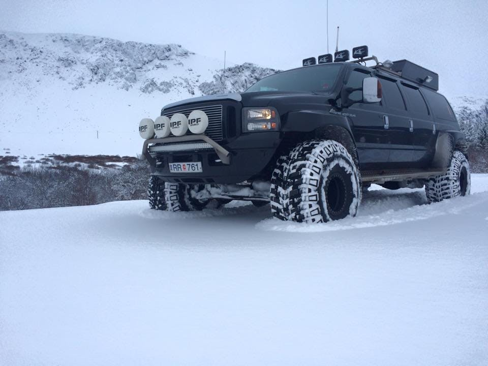 Golden Circle and Langjokull glacier sightseeing | Super Jeep day tour
