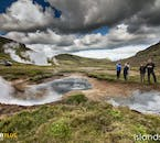 Much of Iceland is geothermally active, perfect for harnessing renewable energy.