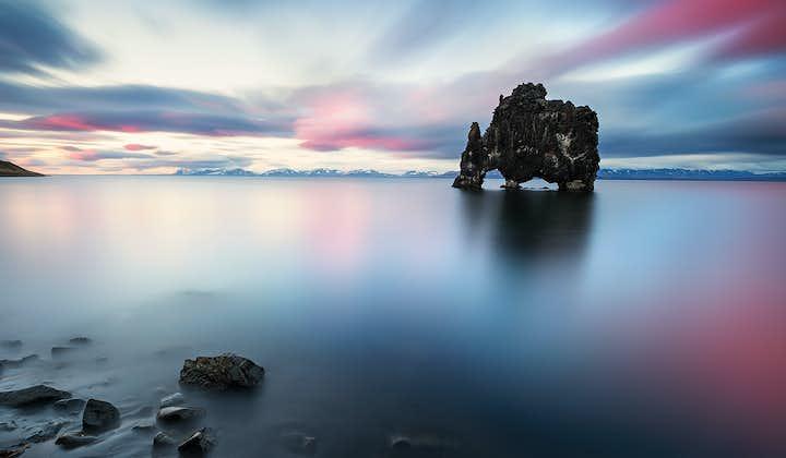 Бюджетный 7-дневный автотур   Вокруг Исландии за неделю