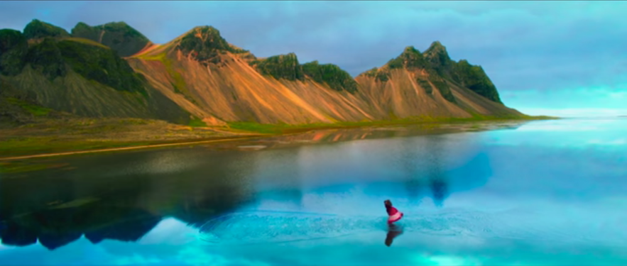 Dilwale in south east Iceland