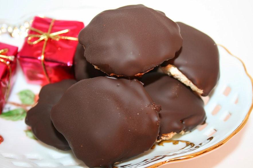 Dulces de Navidad islandeses - Sarah's