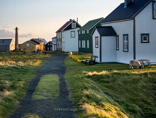 10일간의 렌트카 여행 패키지 | 온천 투어 | 아이슬란드 일주 + 웨스트피오르드