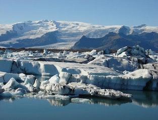 South Coast Tour   Jökulsárlón Glacier Lagoon, Vík & Waterfalls