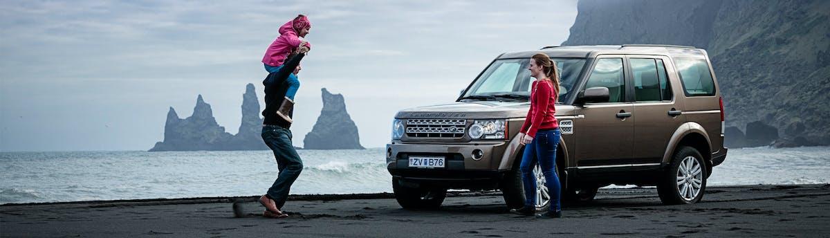 Átak Car Rental hero image