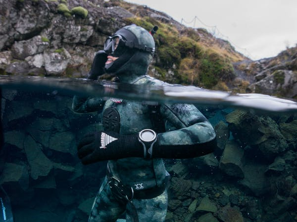 Freedive Iceland