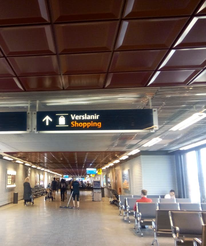 aeroport keflavik