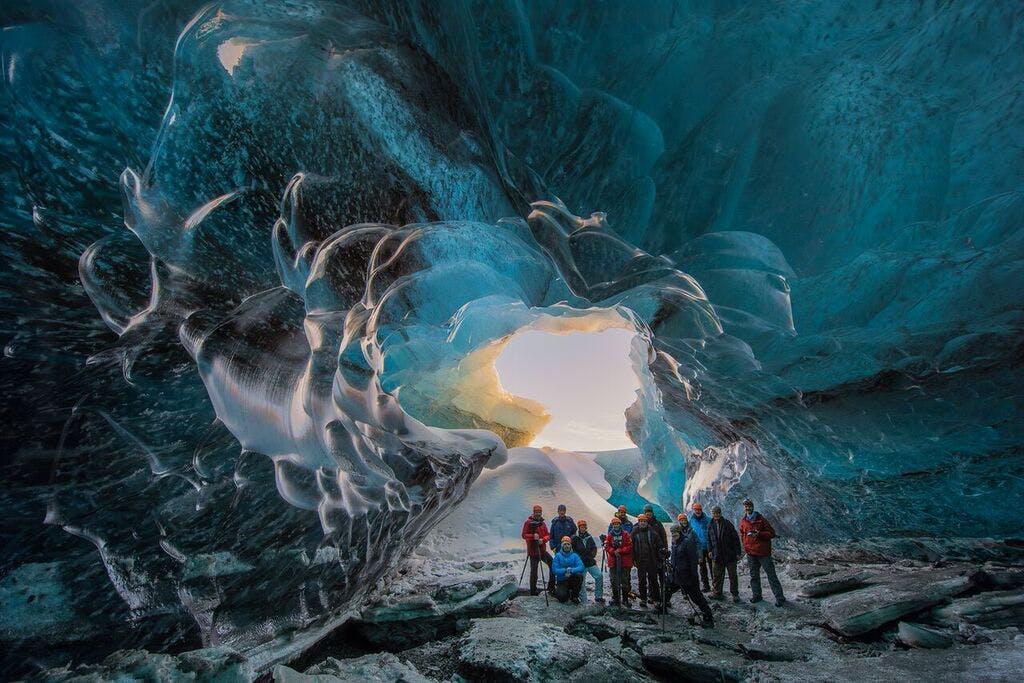 3 day South Coast Tour   Golden Circle, Jokulsarlon & Ice Cave Excursion