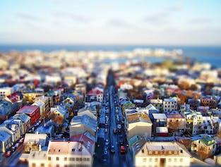 Survol de Reykjavik et des environs à petit prix