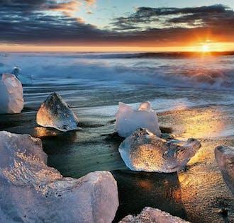 แพ็คเกจ 6 วันซัมเมอร์ + ทะเลสาบธารน้ำแข็งโจกุลซาลอน