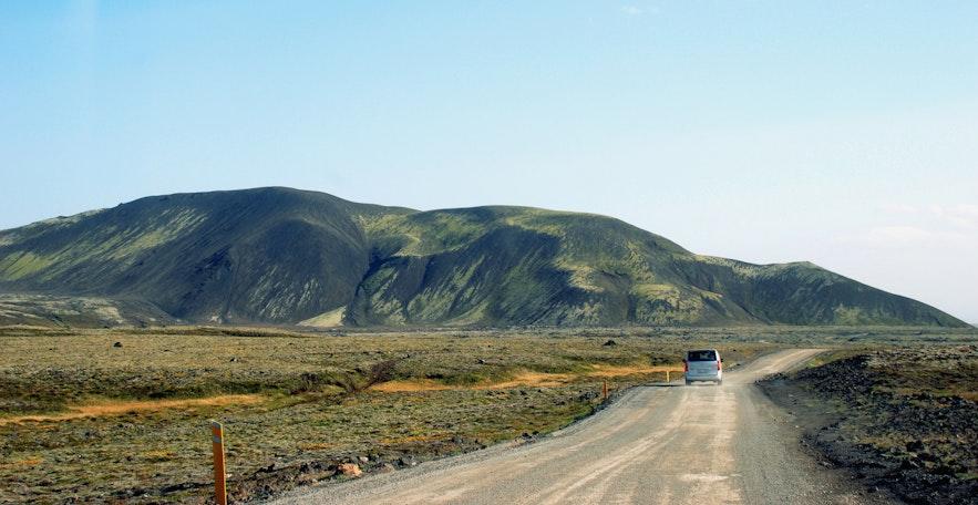 冰岛自驾路况