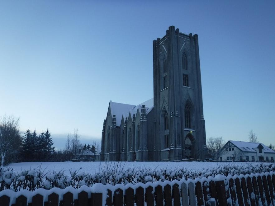 5 Lugares que no puedes dejar de visitar si vas a Reykjavik