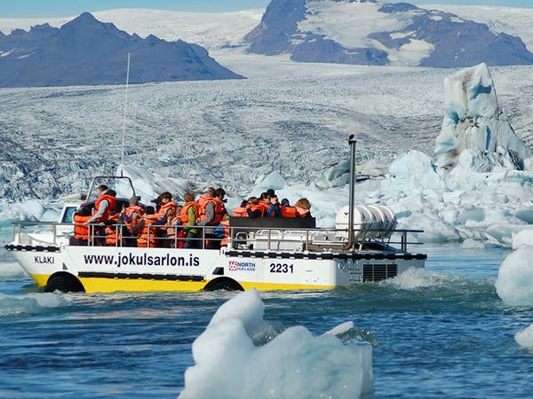 Jökulsárlón ehf - Glacier lagoon tours