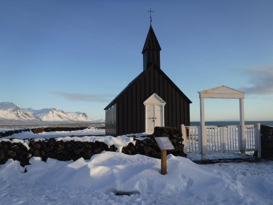 Qué visitar en época de nieve