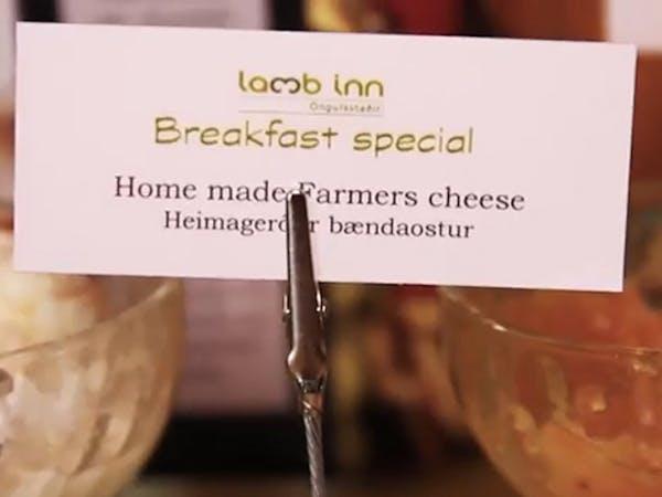 Lamb Inn Öngulsstöðum