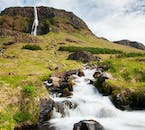 This waterfall can be found nesting in rocky cliffs on the Snæfellsnes Peninsula in West Iceland.
