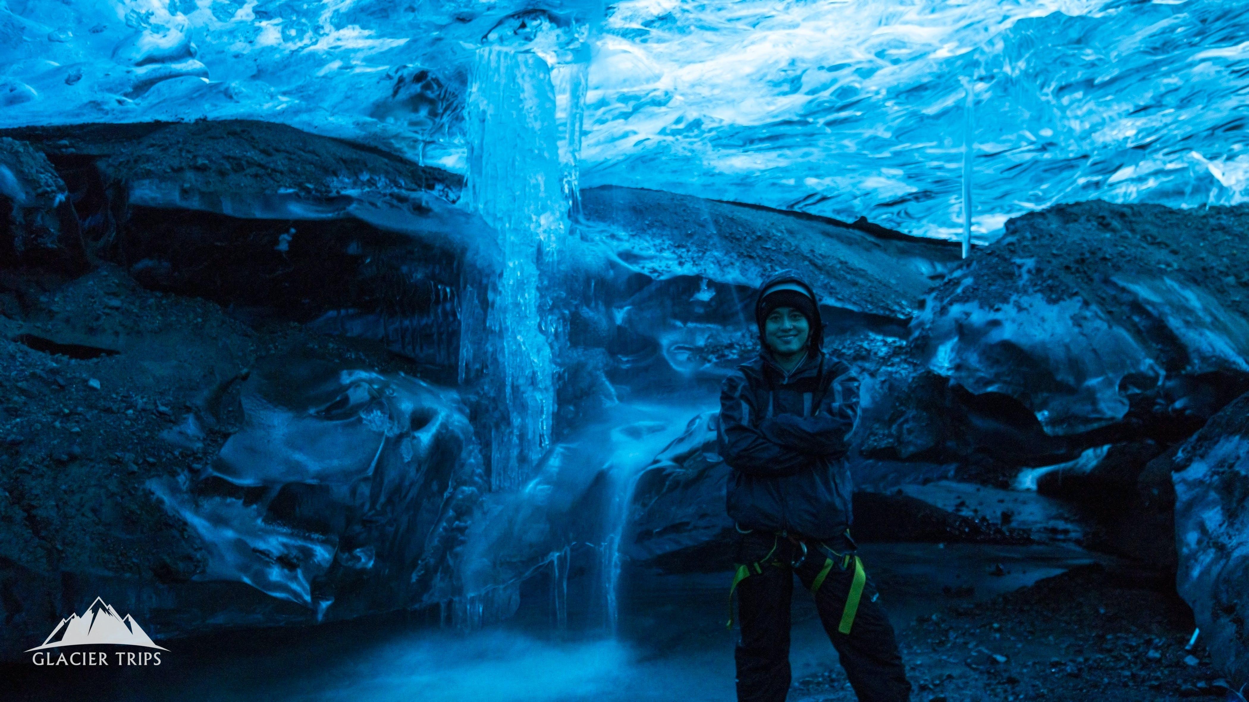 Eishöhle - Im Inneren des größten Gletschers Europas