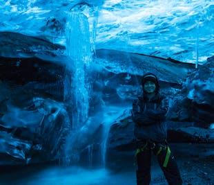 Исследование ледяной пещеры | Прогулка под крупнейшим ледником Европы