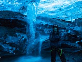 Ice Cave Exploration   Travel Underneath Europe's Largest Glacier
