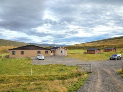 Síreksstaðir farm holiday