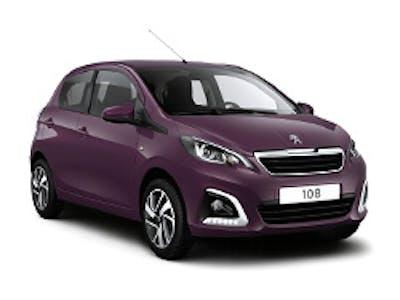 Peugeot 108 Active 2017