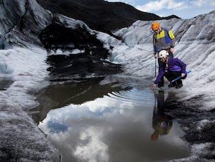 Skaftafell glacier hiking wonders   Easy difficulty