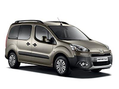 Peugeot Partner Automatic 2016