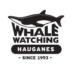 Whale Watching Hauganes logo