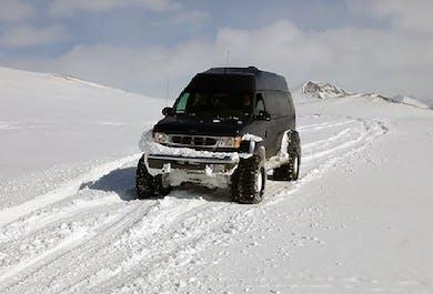 Borgarfjordur & Langjokull Glacier | Super Jeep Adventure