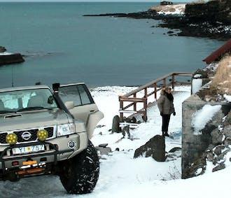 Snaefellsnes Peninsula | Private Tour with Vatnshellir Cave