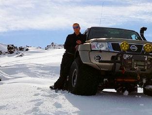 Landmannalaugar & Mt. Hekla Private Super Jeep Truck Tour