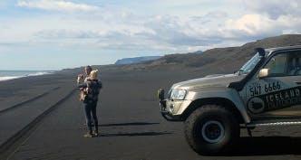 Glacier Lagoon & Black Diamond Beach | Private Tour