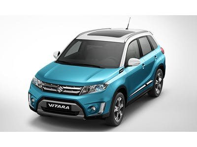 Suzuki Vitara (Automatic) 2017
