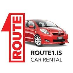 Route 1 Car Rental logo
