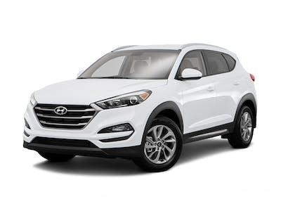 Hyundai Tucson 4WD Automatic 2016