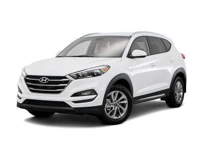 Hyundai Tucson 4WD Automatic 2018