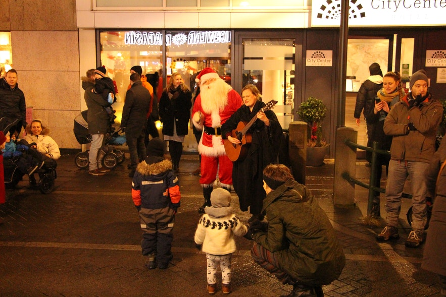 アイスランドのクリスマス