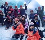 2 Day Tour to Jokulsarlon with Ice Cave & South Coast Waterfalls