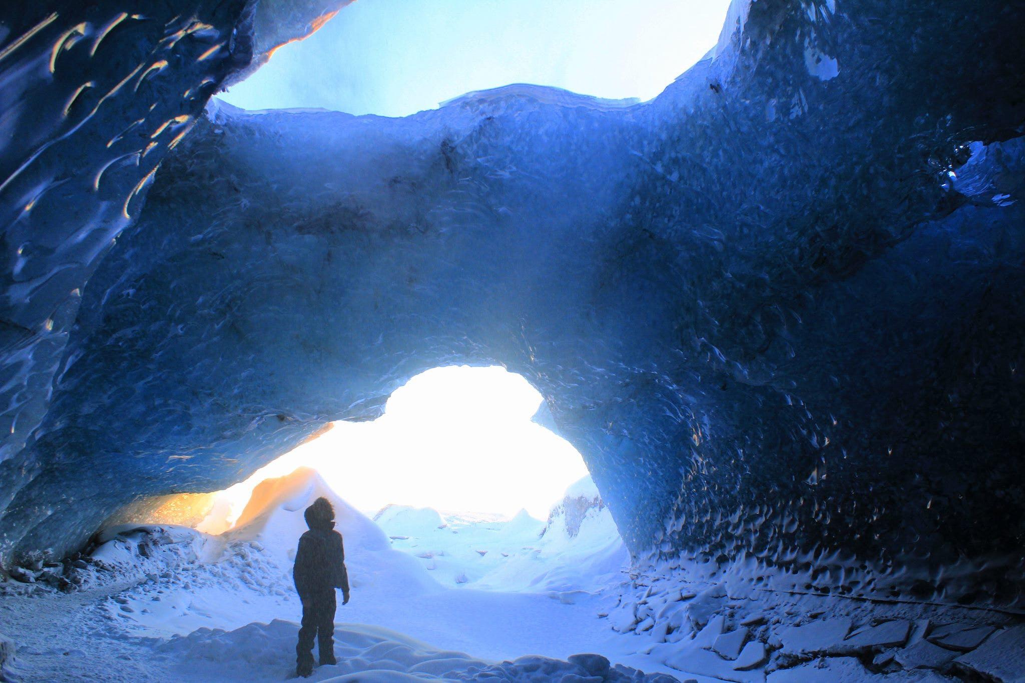 2 Day South Coast Tour   Blue Ice Cave, Jokulsarlon, Black Beach & Waterfalls
