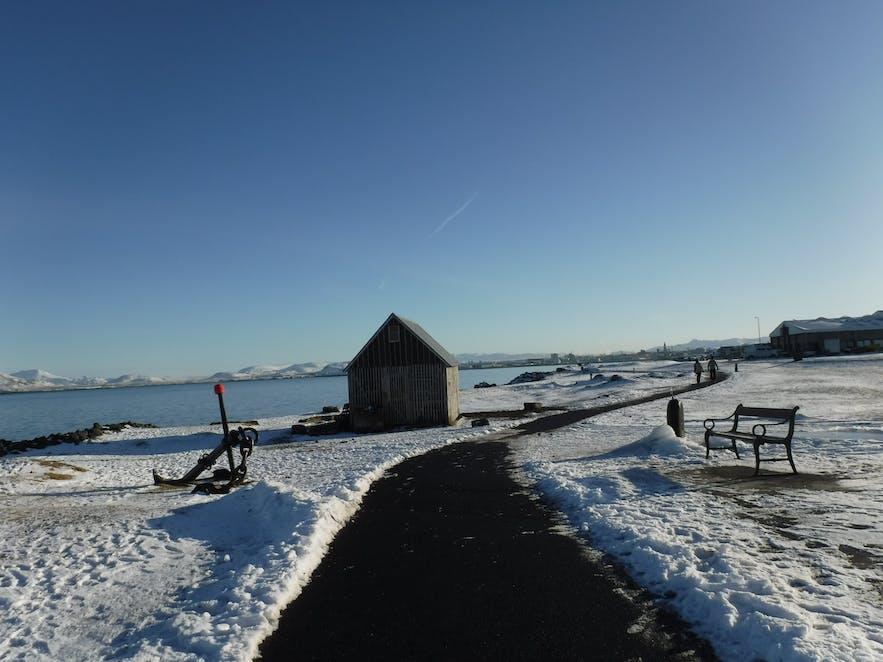 Faro de Reykjavík
