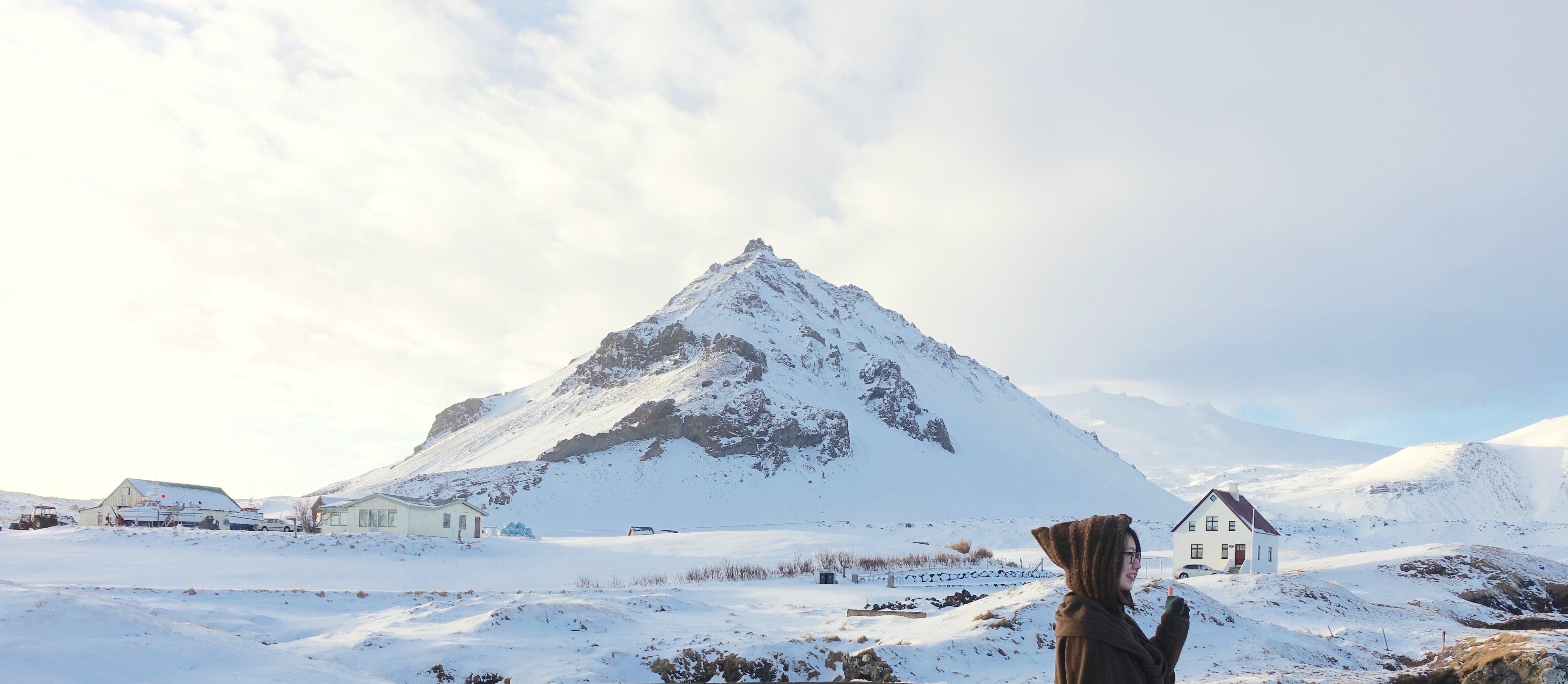 冰岛斯奈山半岛Arnarstapi