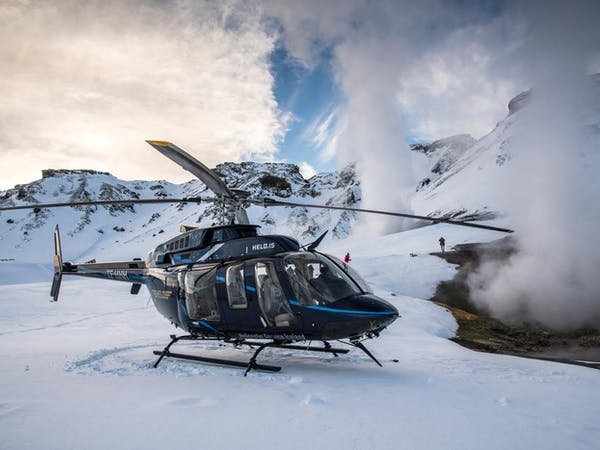 Helo Helicopter Service of Iceland