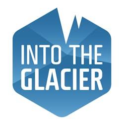 Into the Glacier logo