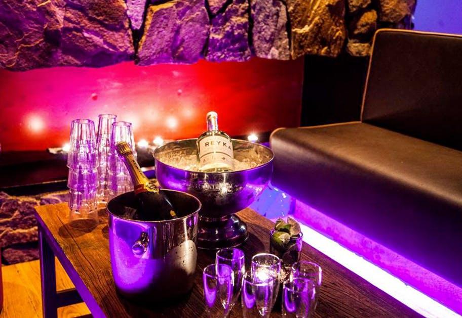 Exclusive Blue Lagoon and Reykjavík nightlife