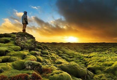 7 dni, pakiet   Wycieczka z przewodnikiem dookoła Islandii