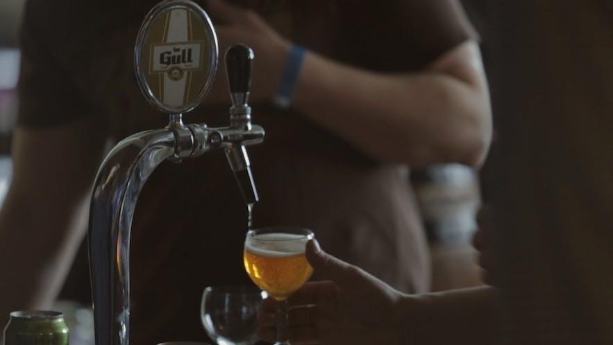 fete de la biere en islande