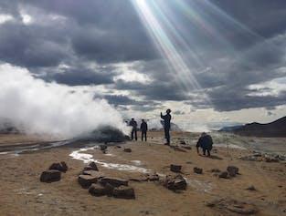 4x4 Tour | Lake Myvatn & Powerful Dettifoss Waterfall from Akureyri