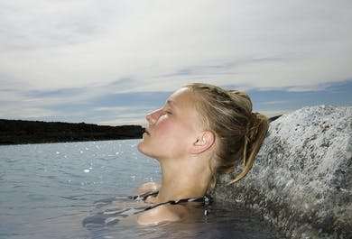 Excursion en 4x4 |Lac Myvatn, cascades et source chaude depuis Akureyri