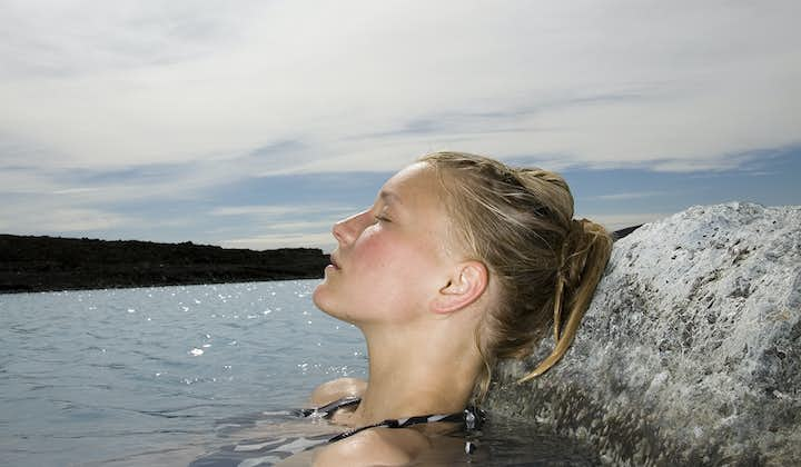 The Mývatn Nature Baths are North Iceland's answer to the Blue Lagoon.
